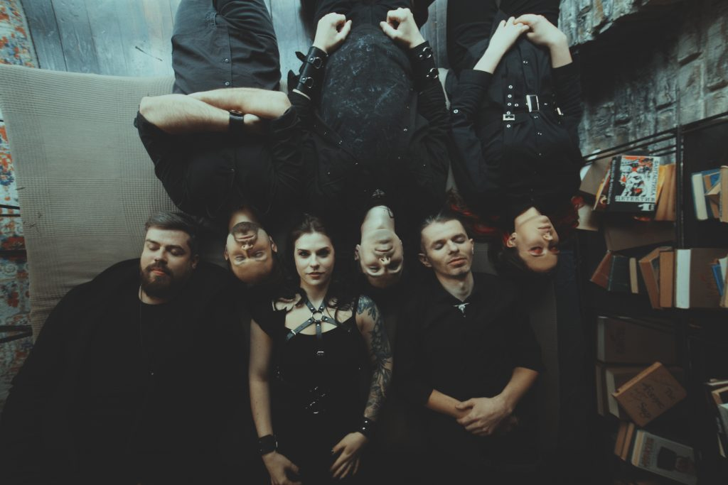 Belle Morte symphonic metal band photo